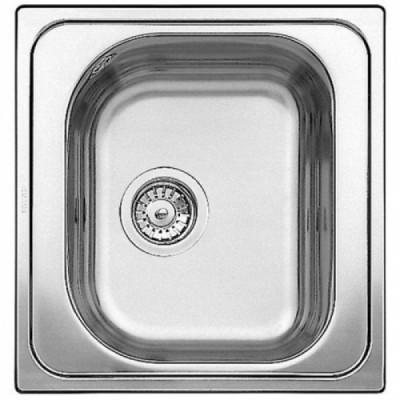 Кухонная мойка с нержавеющей стали Blanco TIPO 45 C, матовая (525320)