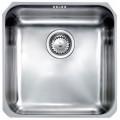 Кухонная мойка из нержавеющей стали CM Cinzia 40х40 R60 полированная (01195A)