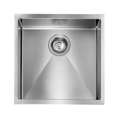 Кухонная мойка из нержавеющей стали CM Filoraggiato 45x45 полированная (012002)