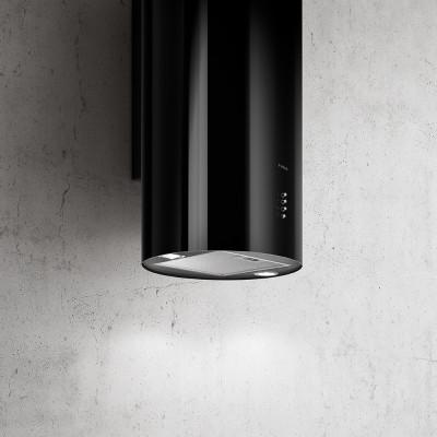 Пристінна кухонна витяжка Elica TUBE PRO BL MAT/A/43 Чорний