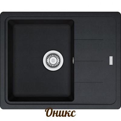 Каменная кухонная мойка Franke BFG 611-62 Цвет: Оникс (114.0272.580)