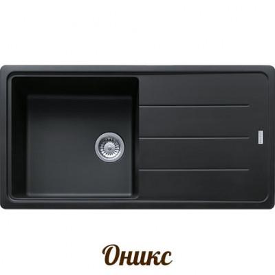 Каменная кухонная мойка Franke BFG 611-97 Цвет: Оникс (114.0363.933)